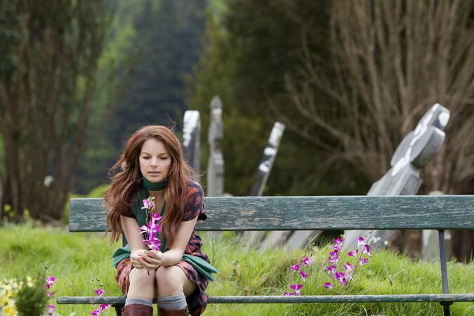 Cecelia Ahern: Zwischen Himmel und hier