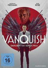 Vanquish - Überleben hat seinen Preis - Poster