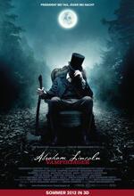 Abraham Lincoln Vampirjäger Poster