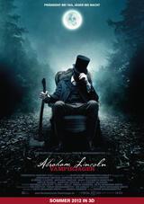 Abraham Lincoln Vampirjäger - Poster