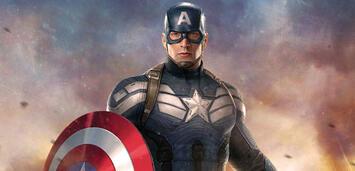 Bild zu:  Chis Evans in Avengers 3: Infinity War