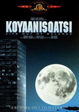 Koyaanisqatsi - Prophezeiung - Poster
