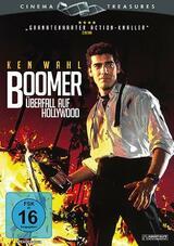 Boomer - Überfall auf Hollywood - Poster