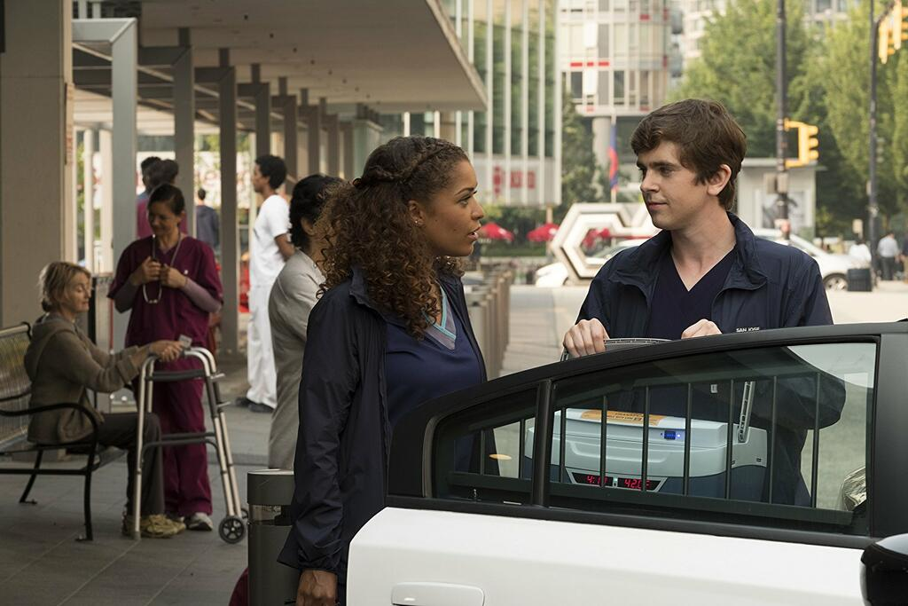 The Good Doctor - Staffel 1