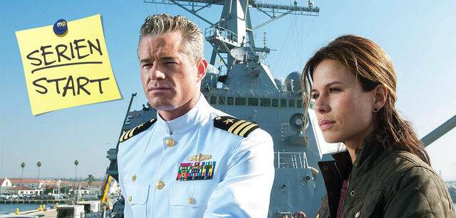 The Last Ship, Staffel 1