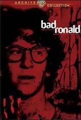 Bad Ronald - Poster