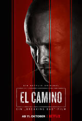 El Camino: Ein Breaking Bad-Film - Poster