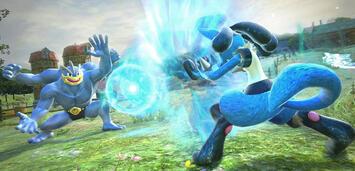 Bild zu:  Pokémon Tekken