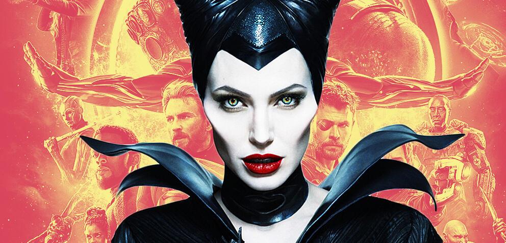 Maleficent/Avengers 3: Infinity War