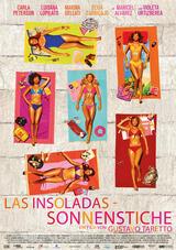 Las insoladas - Sonnenstiche - Poster