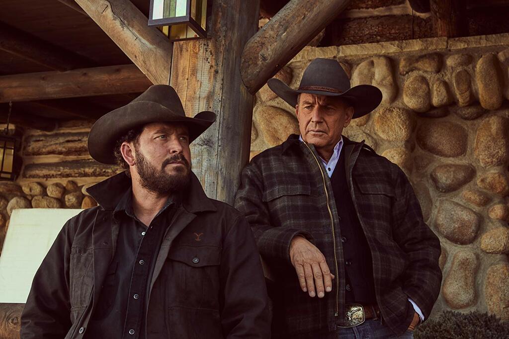 Yellowstone - Staffel 2