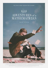 Adventures of a Mathematician - Poster