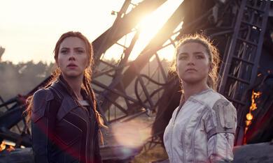 Black Widow mit Scarlett Johansson und Florence Pugh - Bild 8