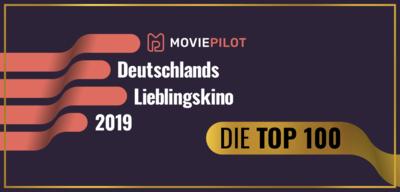 Deutschlands Lieblingskinos 2019