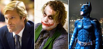 Harvey Dent/Joker/Batman