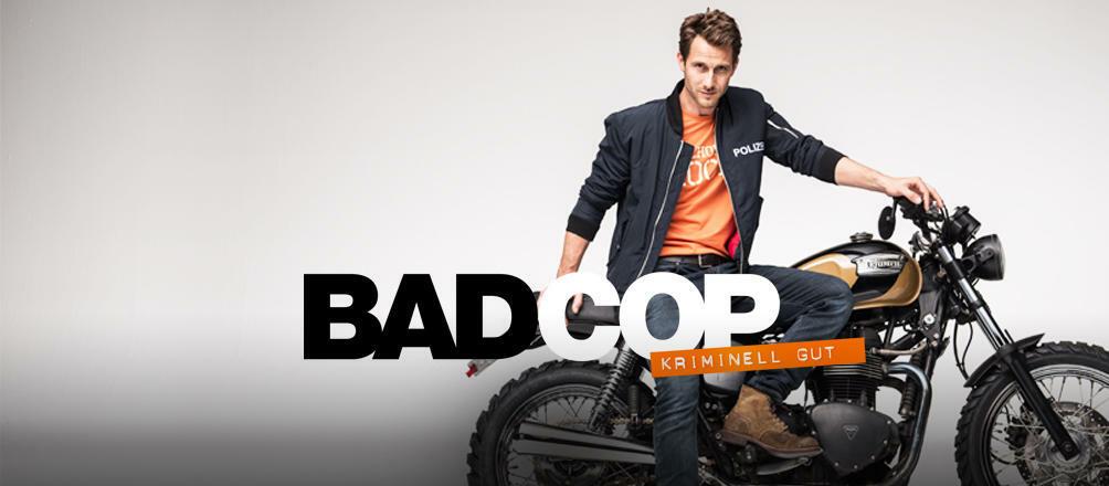 Bad Cop - kriminell gut