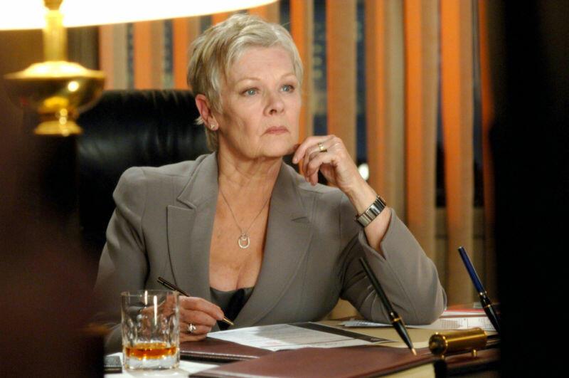James Bond 007 - Casino Royale mit Judi Dench