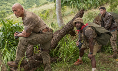 Jumanji - Willkommen im Dschungel mit Dwayne Johnson, Kevin Hart und Nick Jonas - Bild 9