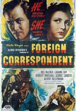 Mord - Der Auslandskorrespondent Poster
