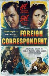 Mord - Der Auslandskorrespondent - Poster