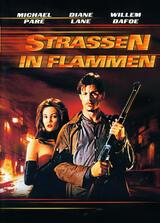 Straßen in Flammen - Poster