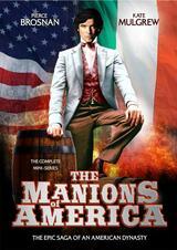 Die Manions in Amerika - Poster