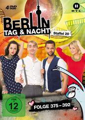 Berlin - Tag und Nacht Staffel 20 - Poster