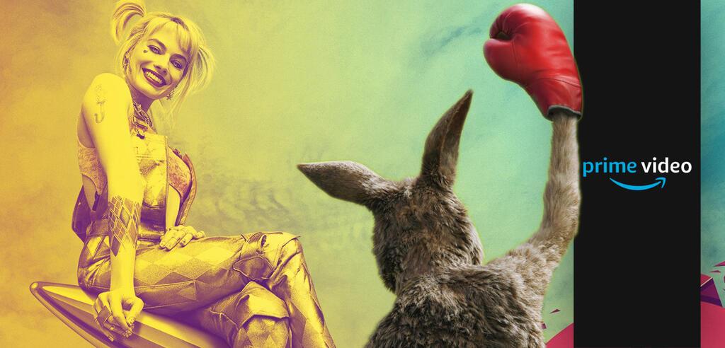 Harley Quinn & Das Känguruh als Heimkino-Premiere