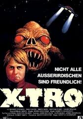 X-Tro - Nicht alle Außerirdischen sind freundlich