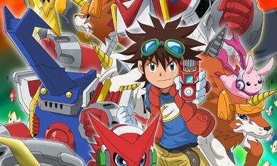 Digimon Adventure - Bild 1