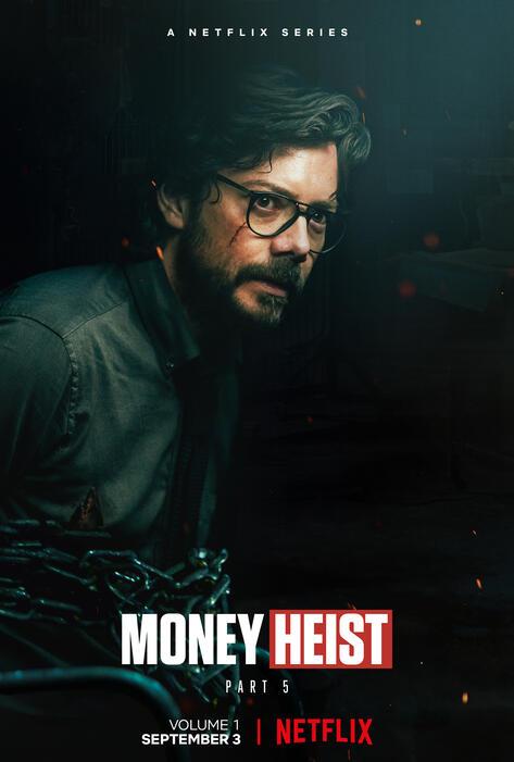 Haus des Geldes, Haus des Geldes - Staffel 5