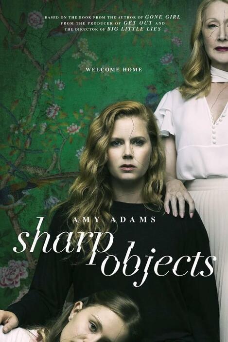 Sharp Objects, Sharp Objects - Staffel 1