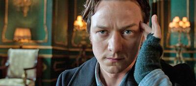 James McAvoy als junger Professor X