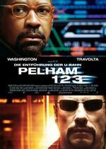Die Entführung der U-Bahn Pelham 1 2 3 Poster