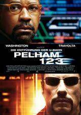 Die Entführung der U-Bahn Pelham 1 2 3 - Poster