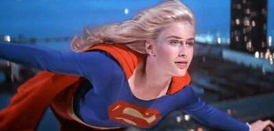 Helen Slater als Supergirl