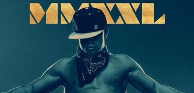 Channing Tatum in Magic Mike XXL