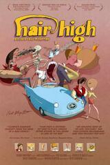 Hair High - Poster