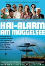 Hai-Alarm am Müggelsee Poster