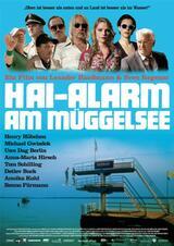 Hai-Alarm am Müggelsee - Poster