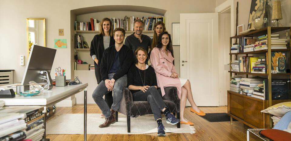 Gut gegen Nordwind mit Nora Tschirner, Ulrich Thomsen, Alexander Fehling, Janine Jackowski und Eva van Leeuwen