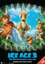 Ice Age 3 - Die Dinosaurier sind los - Poster
