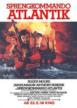 Sprengkommando Atlantik - Poster