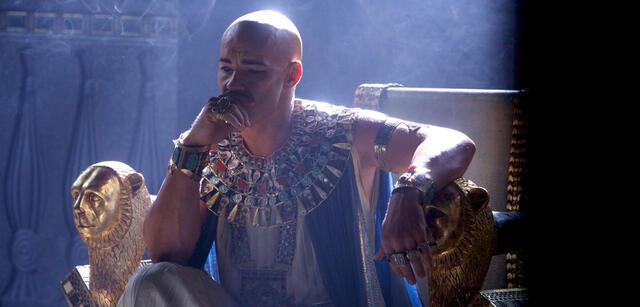 Ramses (Joel Edgerton) in Exodus: Götter und Könige