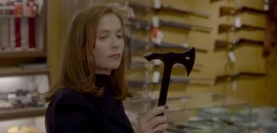 Elle, mit Isabelle Huppert