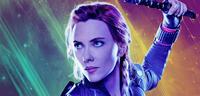 Bild zu:  Scarlett Johanssons als Black Widow