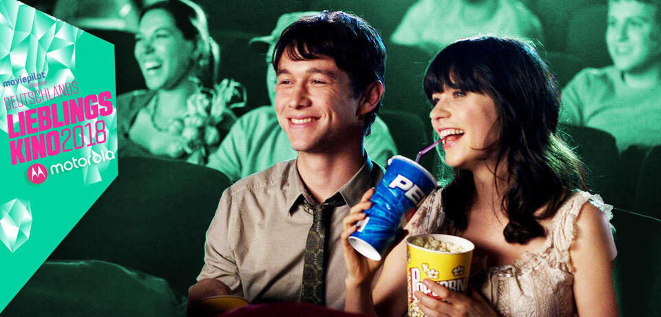 Gemeinsame Kinobesuche: 500 Days of Summer
