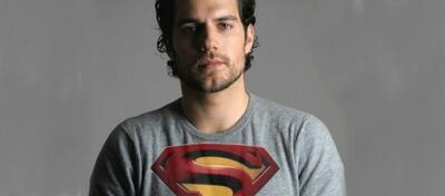 Soon-To-Be Superman Henry Cavill