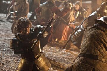 Tyrion in der Schwarzwasser-Schlacht