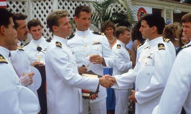 Top Gun - Sie fürchten weder Tod noch Teufel mit Tom Cruise und Tom Skerritt - Bild 8